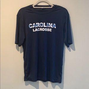 Sport Tek Carolina Lacrosse Shirt Size S